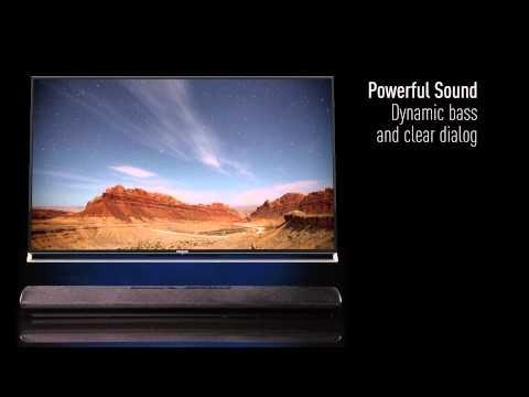 Panasonic SC-HTB8 Soundbar