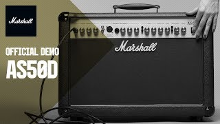 Marshall AS50D - Video
