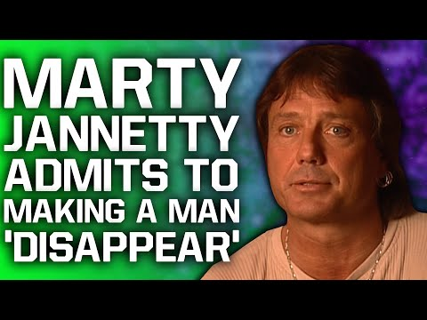 "Marty Jannetty Admits To Making Man ""Disappear"", Police Investigating"