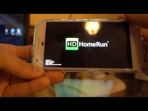 HDHomeRun Extend TV TUNER Review & Install WIFI TV Vid 1305