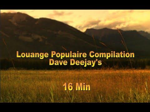 Louange Compilee 1 – Louange Populaire en Francais et en Lingala avec Paroles