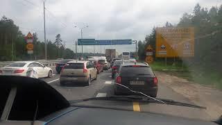 дтп  на симферопольском шоссе 22.07.2018