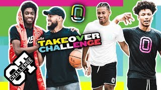 Julian Newman vs Mikey Williams In BIGGEST Overtime Challenge! Can Zaire Wade Pull Off The UPSET!?