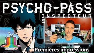 vidéo Chronique manga : Psycho-Pass 1