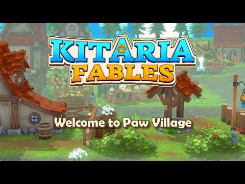 《Kitaria Fables》RPG+種田元素+動作冒險遊戲  公佈實機演示宣傳片