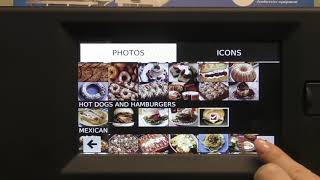 How to enter a new cooking program in the Menumaster MXP/MRX