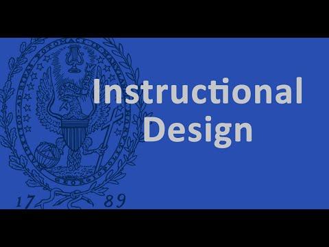 Certificate in Instructional Design - An Informational Webinar ...
