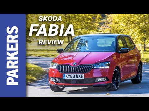 Skoda Fabia Hatchback Review Video