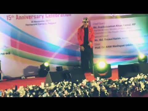 Ore nil doriya | Solo dance artist | Omar Bin Hazrat | 15th anniversary celebration |