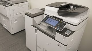 "TECH TIP: How to Setup & Print to a Ricoh ""Follow You"" Printer"