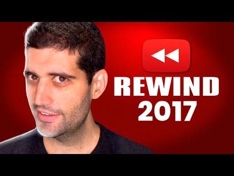 Reagindo YouTube REWIND 2017, a guerra de amoebas