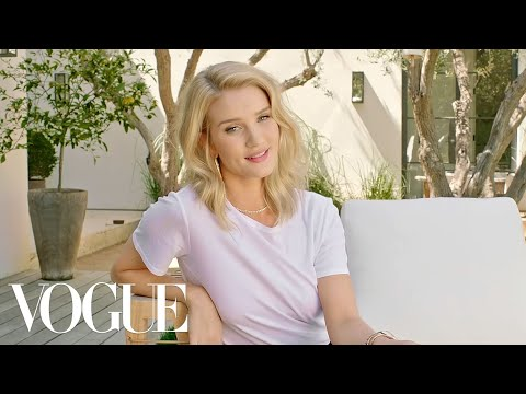 73 Questions With Rosie Huntington-Whiteley   Vogue