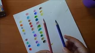 """Карандаши цветные акварельные художественные KOH-I-NOOR """"Mondeluz"""", 36 цветов, 3,8 мм, заточенные, европодвес"""