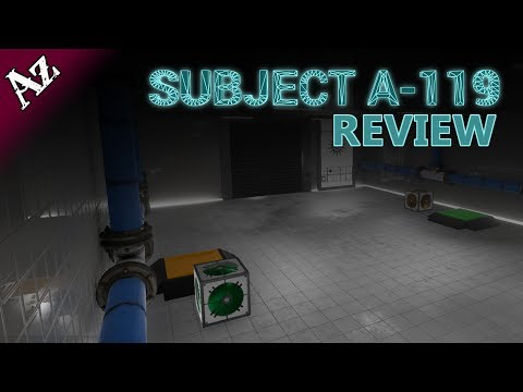 Subject A-119 Review video thumbnail