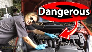 Stupid And Dangerous Things - Plastic Car Parts