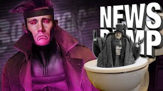 Doomed Gambit Movie Finally Canceled - News Dump
