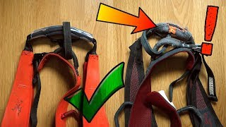 Climbing Harnesses: How to Improve Durability, Safety, Comfort, Prices, Review