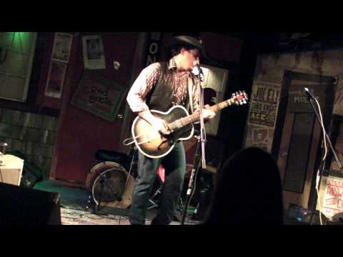 "Sean K. Preston- "" Way Down in the Hole"" Live 11-26-2011"