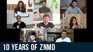 ZNMD Table Read | Hrithik Roshan | Abhay Deol | Farhan Akhtar | Katrina Kaif | Zoya Akhtar | Reema K