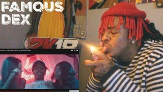 """FAMOUS DEX REACTS TO HIS SONG """"PICK IT UP"""" FT. A$AP ROCKY"""