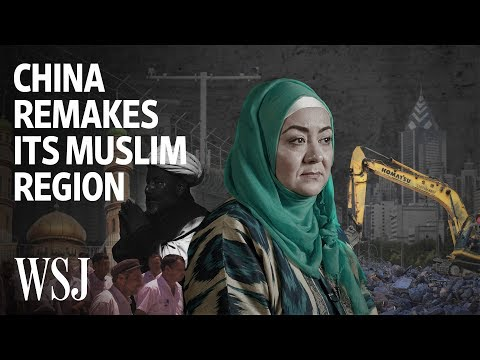 Download First Detention, Now Demolition: China Remakes Its Muslim Region HD Mp4 3GP Video and MP3