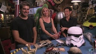 M5 Star Wars Aftershow | MythBusters