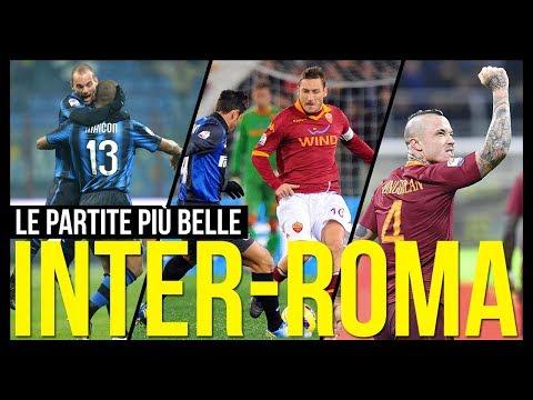 Le Emozioni di Inter-Roma • Le partite più belle dal 2011 ad oggi in Serie A