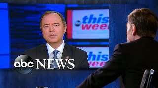 'Going to insist … underlying evidence' in Mueller report made public: Rep. Schiff
