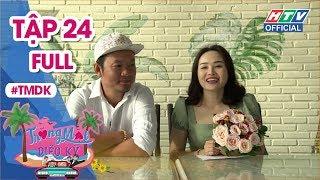 TRĂNG MẬT DIỆU KỲ | Khánh Đặng khen Thanh Trần hiền và nhẹ nhàng hơn | TMDK #24 FULL | 11/2/2019