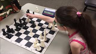 How Savage A 6 Year Old Can Be On The Chess Board!