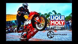 Throttlerz Liqui Moly Stunt Show