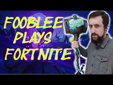 Fooblee Plays Fortnite WIth Viewers!