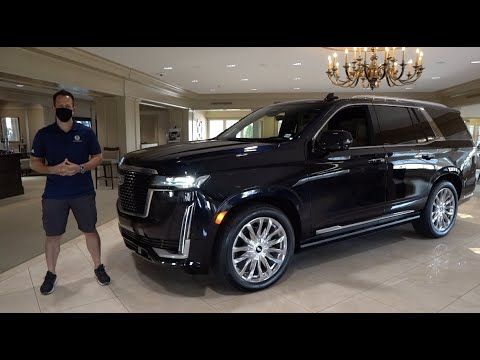 External Review Video 6sY7yRppESk for Cadillac Escalade SUV (5th Gen)