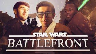 STAR WARS BATTLEFRONT #2 with Vikk, Josh & JJ