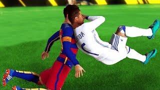 Приколы в FIFA 18 | WDF 91 | Рестлинг в футболе