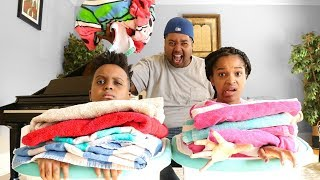 DAD TAKES OVER!! - Onyx Family