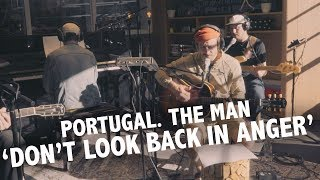 Portugal. The Man - 'Don't Look Back In Anger' (Oasis cover) live @ Ekdom in de Ochtend
