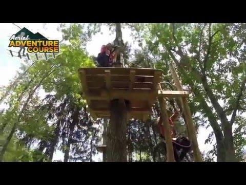 Peek'n Peak Mountain Adventures: TREE REX