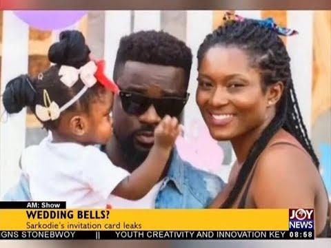 Wedding Bells? - AM Showbiz on JoyNews (18-7-18)