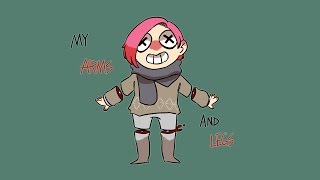 {blood note} body meme