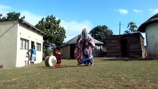 ISangoma Ritual Dance