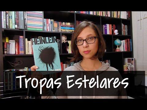Tropas Estelares - Vamos falar sobre livros? #209