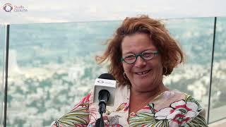 Emission spéciale été, Haifa - Laure Dreyfuss, et bebelle, en matière d'immobilier