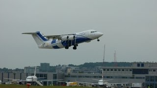 preview picture of video 'Barking, Rainham HS1, Elm Park & London City Airport (27-06-2012)'