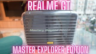 Realme GT Master Explorer Edition Unboxing & Hands On