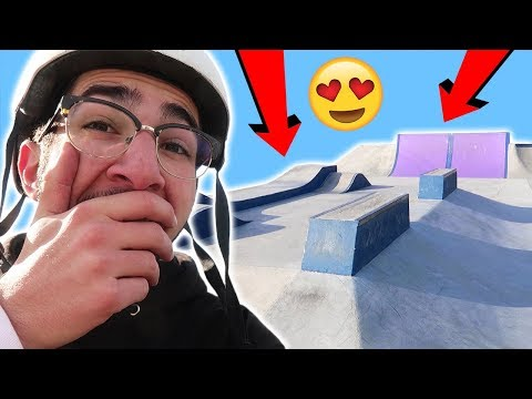 THE WORLD'S BEST SKATEPARK DESIGNER.