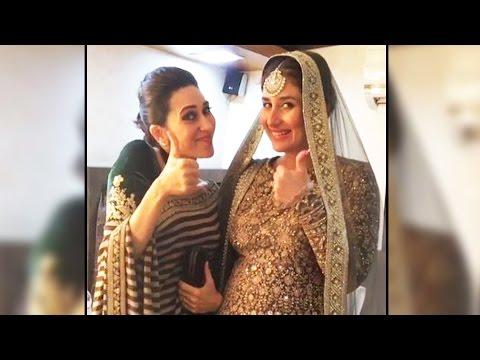 Kareena - Karisma Kapoor Boomerang Video At LFW Goes Viral