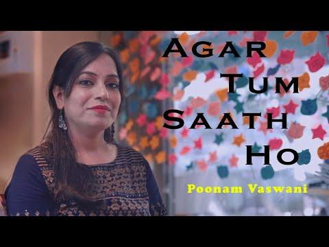 Agar tum saath ho cover song