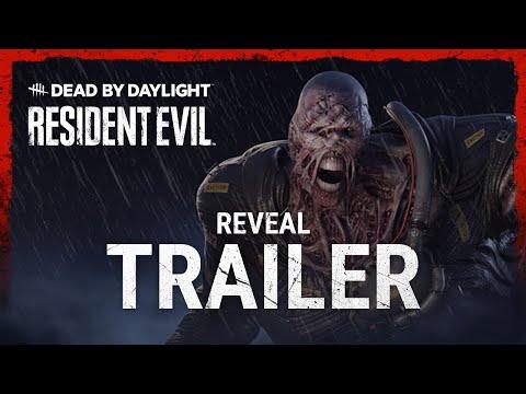 Trailer du crossover Resident Evil  de Dead by Daylight