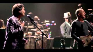 Sting and Rufus Wainwright   Wrapped around your finger 720p